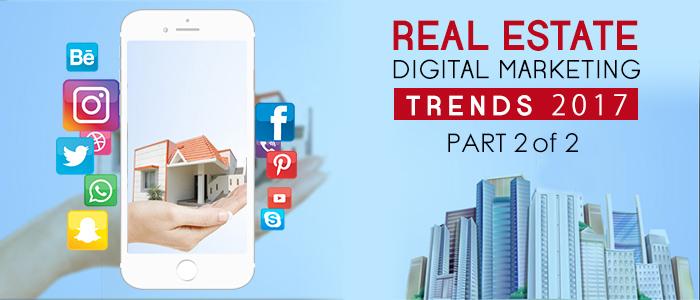 Real Estate Digital Marketing Trends<
