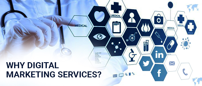 Digital Marketing Services for Medical & Healthcare Industry<