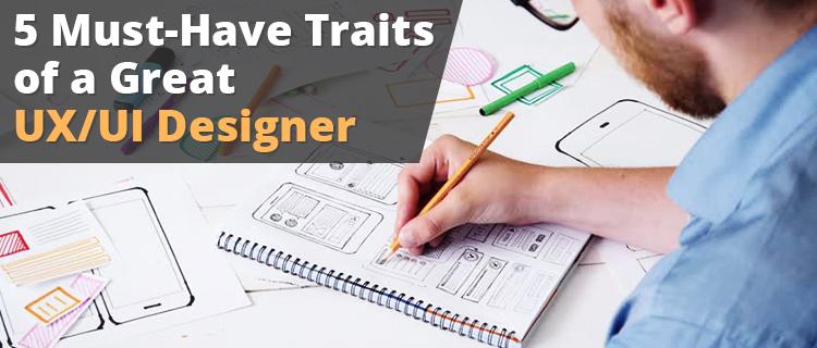 UX/UI Designer <