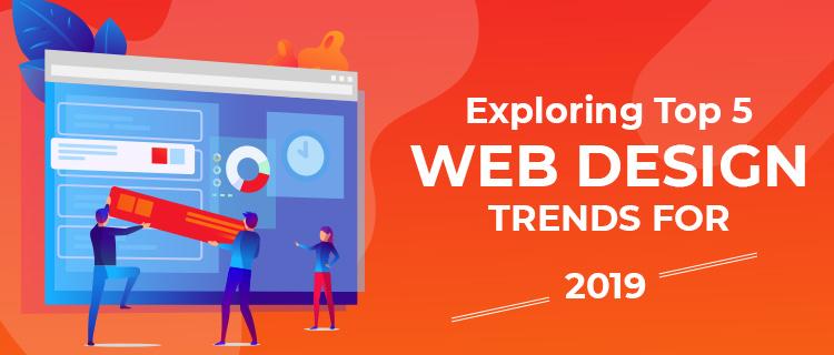 Web Design Trends in 2019<