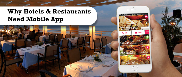 hotel and restaurant mobile app development services