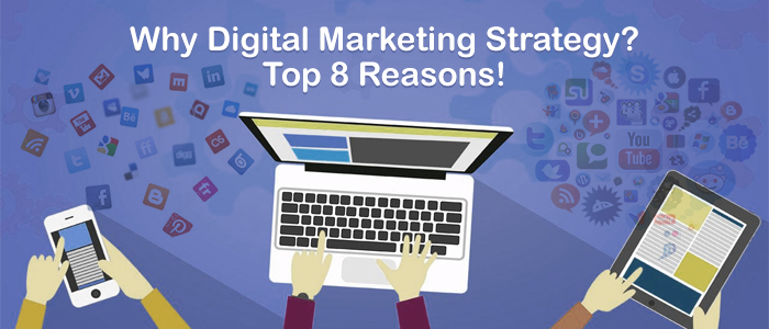 Digital Marketing Strategy<