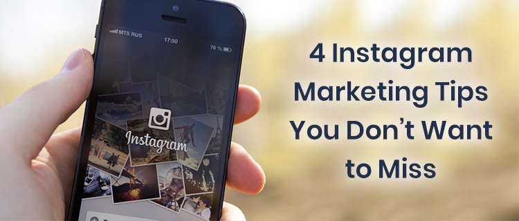 Instagram Marketing Tips <
