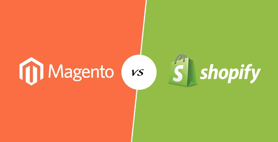 Magento vs. Shopify: pick the best for your e-commerce business<
