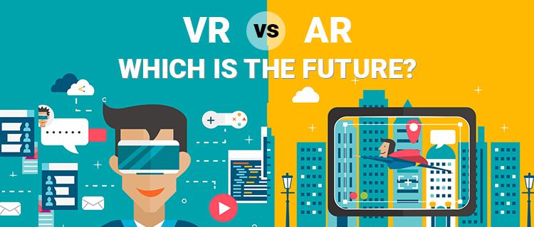 Augmented Reality vs Virtual Reality<