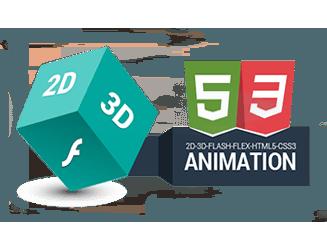 2d & 3d Animation Company California